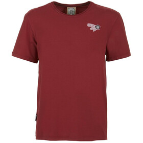 E9 Onemove 1C T-Shirt Men, wine